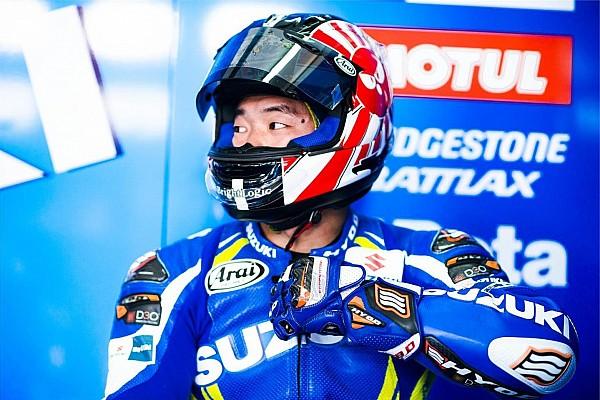 Il collaudatore Tsuda sostituità Rins sulla Suzuki nei test di Jerez