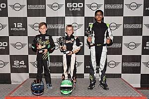 سباقات الحلبات تقرير السباق شيلدز ثالث سائق مُختلف في سباقات