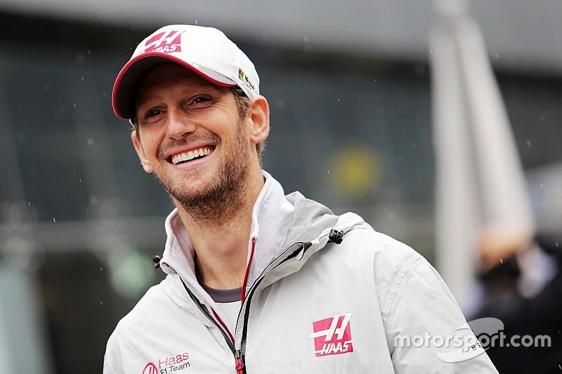 """Grosjean over doelstelling Haas voor 2017: """"Zevende, of beter"""""""