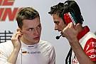 Engel et Günther en test avec Mercedes à Jerez