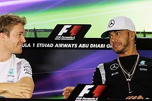 Fórmula 1 Noticias Hamilton dice que taponar a Rosberg no sería