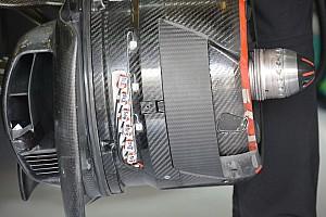 Formel 1 Fotostrecke Formel-1-Technik: Neuerungen beim Grand Prix von Abu Dhabi