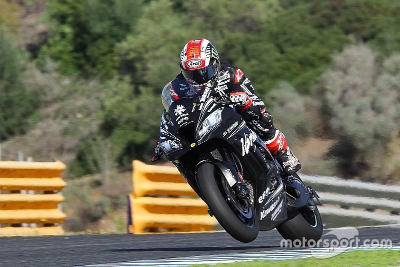 Rea sneller dan MotoGP-mannen op tweede testdag Jerez