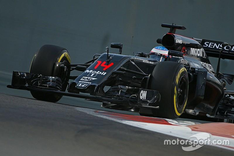 """Alonso, crítico con Pirelli: """"Han funcionado en pocos circuitos"""""""