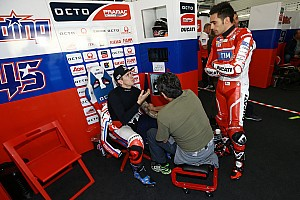 MotoGP Testbericht Vorzeitiges Ende der Jerez-Testwoche