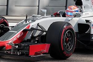 Formule 1 Réactions Grosjean -