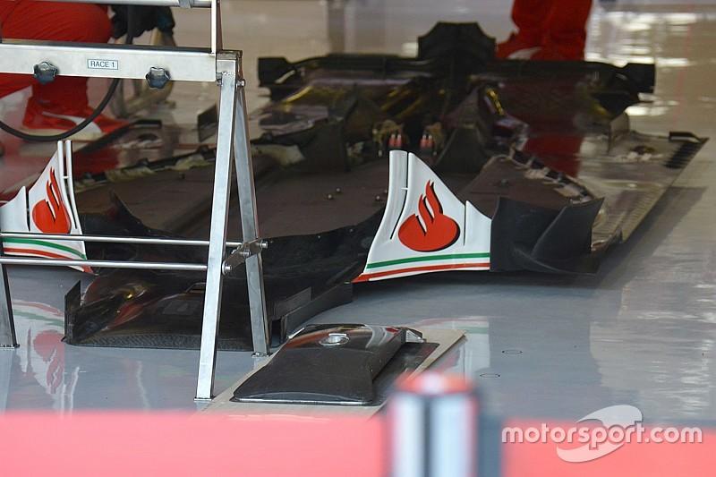 Técnica: la construcción del Ferrari SF16-H