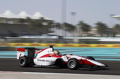 法拉利青训车手勒克莱尔赢得GP3总冠军