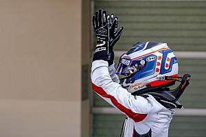 """GP3 Interview De Vries opgelucht na zege: """"Druk lag hoog om mezelf weer te laten zien"""""""