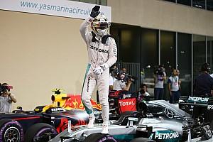 F1 Reporte de calificación Hamilton saldrá primero en la última batalla por el título en Abu Dhabi