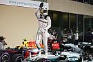 Hamilton saldrá primero en la última batalla por el título en Abu Dhabi