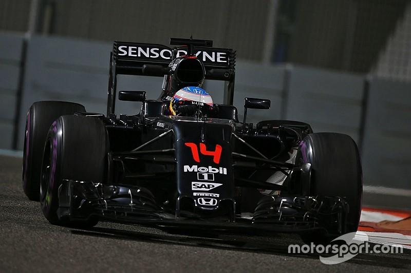 """Alonso: """"Fue mejor de lo esperado, estamos contentos"""""""