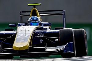GP3 Race report GP3 Abu Dhabi: Hughes juara Sprint Race, Albon kecelakaan lagi