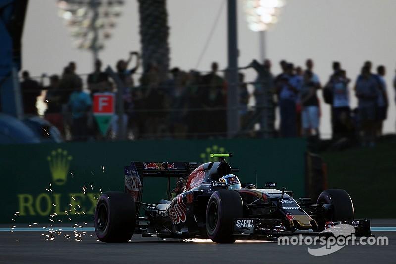 Toro Rosso не впевнені в тому, що вирішили проблеми з колісними дисками