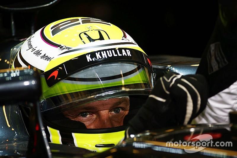 Баттон увидел знак в поломке машины в последней гонке