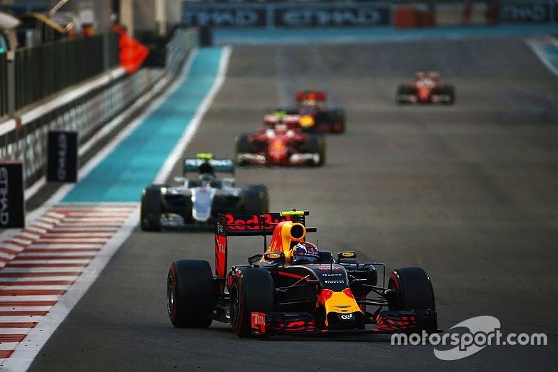 """Horner: """"Indrukwekkende inhaalrace van Max Verstappen"""""""