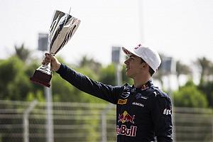 FIA F2 レースレポート 【GP2】ピエール・ガスリー、ジョビナッツィを退け2016年のGP2王者に輝く