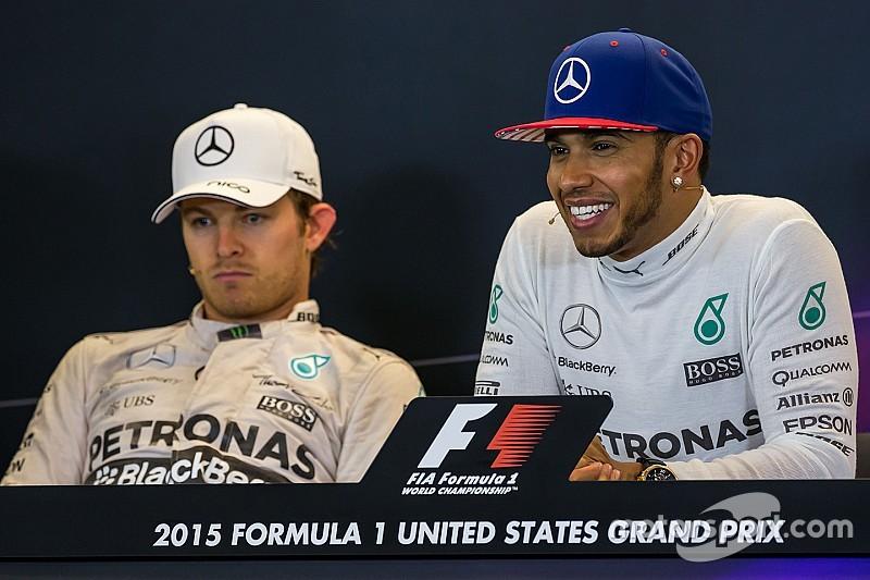 Rosberg: derrota nos EUA em 2015 foi estímulo para título