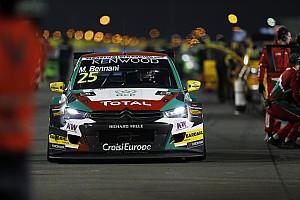 WTCC Réactions Un final en apothéose pour Bennani et le Sébastien Loeb Racing
