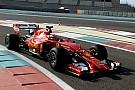 331 kört ment az utolsó Pirelli teszten a Mercedes, a Ferrari és a Red Bull Abu Dhabiban