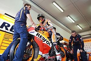 """MotoGP Noticias Márquez: """"La presión te destroza física y mentalmente"""""""