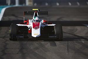 GP3 Testverslag Fukuzumi leidt ART 1-2-3 op eerste GP3-testdag in Abu Dhabi