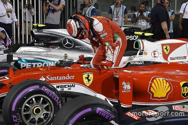 """""""Egy éve senki nem gondolta, hogy Räikkönen versenyben lesz Vettellel"""""""