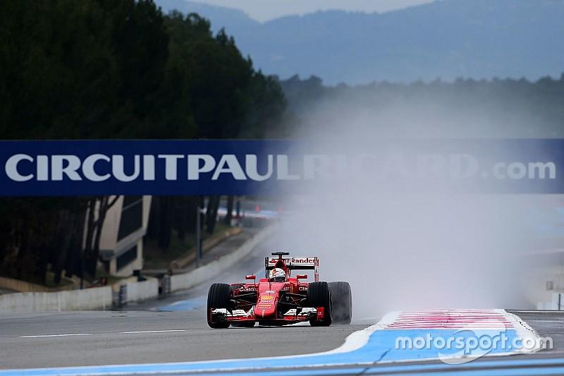 GP Perancis siap kembali ke F1 di 2018