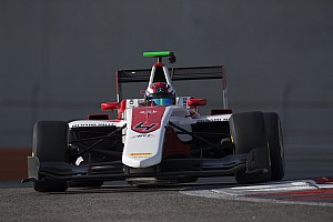 GP3 Reporte de pruebas Russell domina el último día de test de GP3 en Abu Dhabi