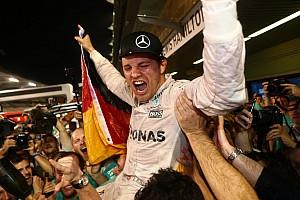F1 Artículo especial Así reaccionaron las redes sociales ante el bombazo de Rosberg
