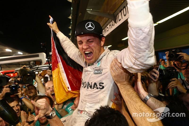Así reaccionaron las redes sociales ante el bombazo de Rosberg