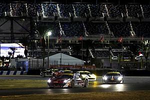 Ferrari Rennbericht Ferrari-Weltfinale in Daytona: Munteres Freitagsrennen der