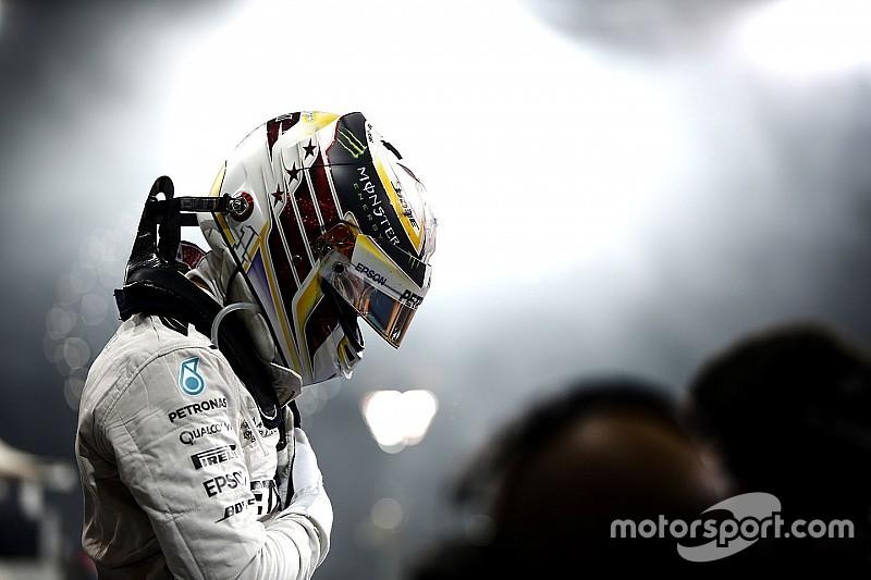 Hamilton: Terkadang saya merasa tidak nyaman dengan Mercedes