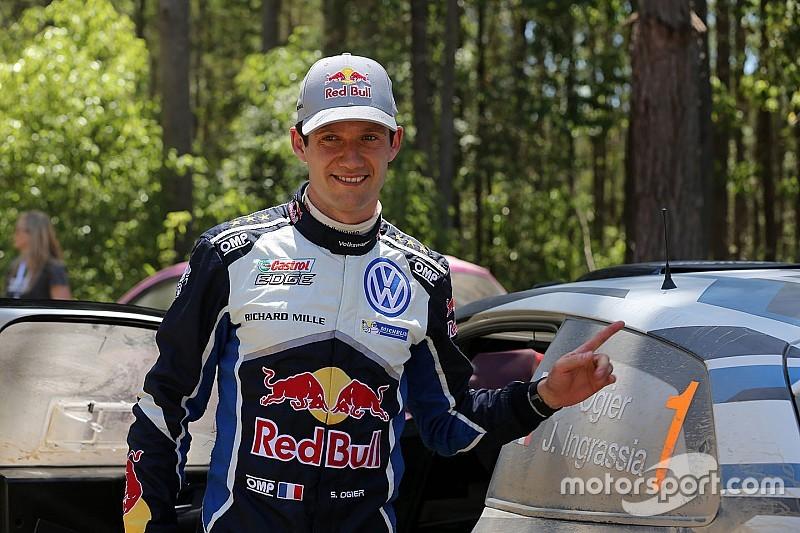 Ogier no sabe si estará en el WRC en 2017