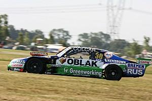 TURISMO CARRETERA Reporte de calificación Mazzacane hizo la pole y Rossi sacó ventaja