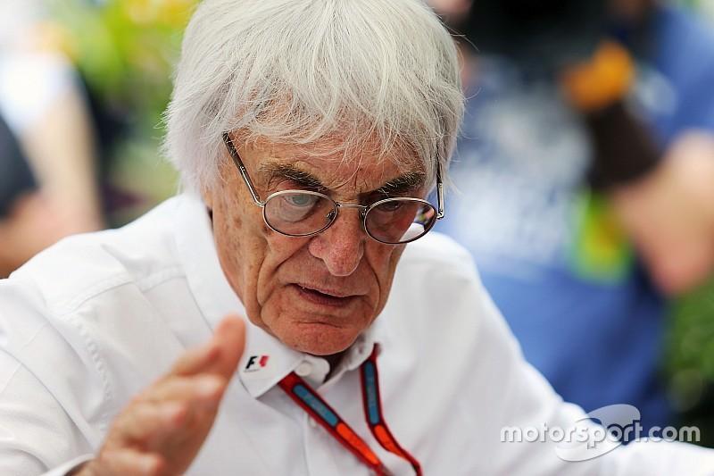 【F1】エクレストン「リバティがF1の目的を果たせるかどうかはわからない」