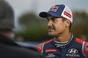 """WRC Entrevista Sordo: """"El nuevo Hyundai i20 está para ganar desde el primer día"""""""