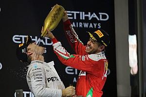 Formel 1 News Sebastian Vettel wünscht Nico Rosberg