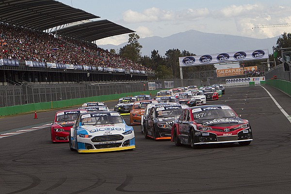 NASCAR Mexico debuts with its new format