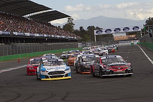 NASCAR Mexico Race report NASCAR Mexico debuts with its new format