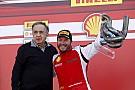Ferrari Carlos Kaufmann è il campione del mondo del Trofeo Pirelli