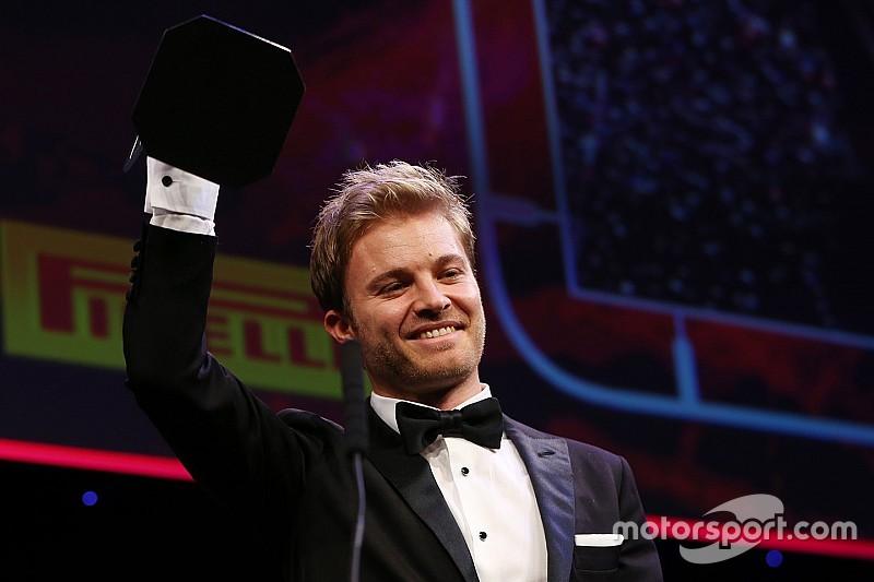 """""""В голове я минимум трижды проиграл титул"""". Речь Росберга на Autosport Awards"""