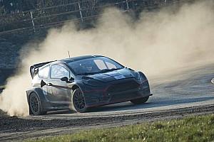 Rallycross-WM News Alex Wurz testet Rallycross-Auto