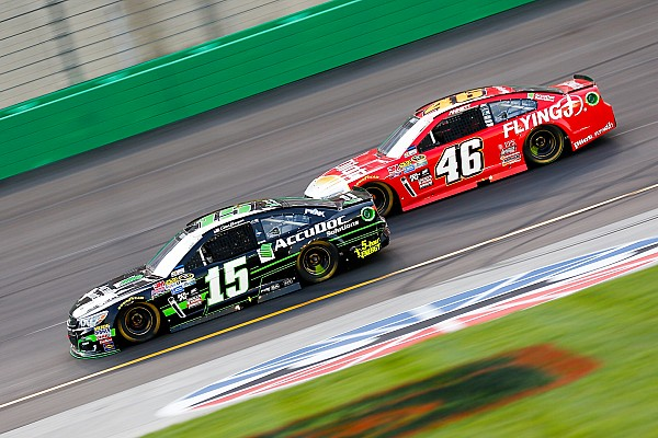 NASCAR-Rennstall aus dem Sprint-Cup sperrt zu