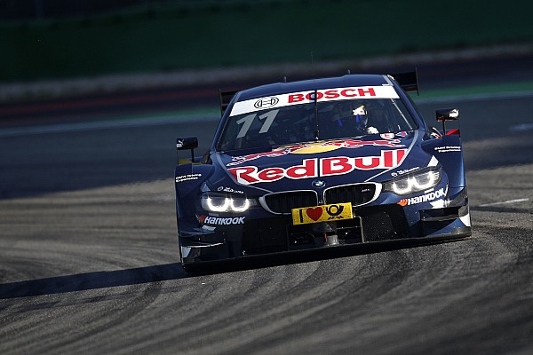BMW houdt twee teams over in DTM 2017
