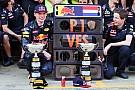 """Horner: """"Formule 1-seizoen van Verstappen kende vele hoogtepunten"""""""