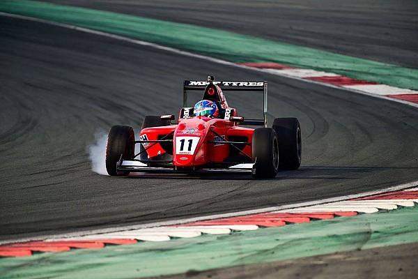Felipe Drugovich vence prova da MRF Challenge em Dubai