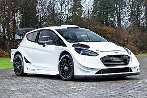 M-Sport presenta la nuova Ford Fiesta RS WRC Plus 2017