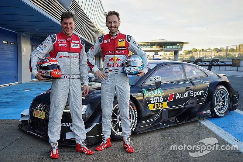 Duval en Rast maken Audi DTM line-up compleet