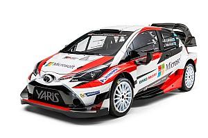 WRC Feature Bildergalerie: Der neue Toyota Yaris WRC